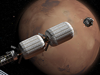 Mars Mission Sequence